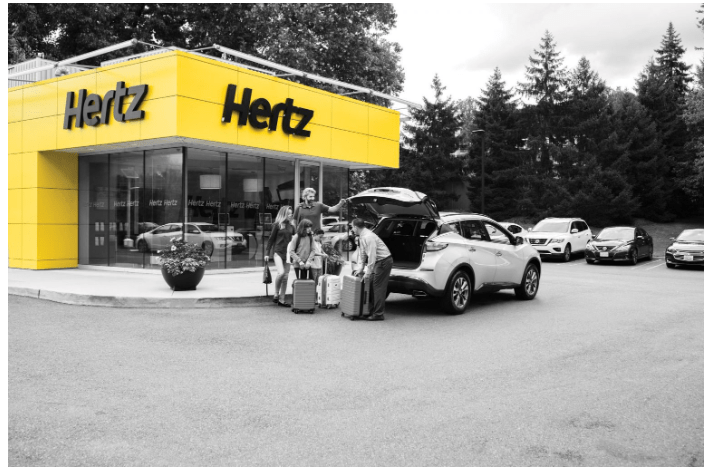 Hertz: Don't Be Too Excited About Wild Market Moves